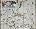 Atlas maritimus, or A book of charts - Describeing the sea coasts capes headlands sands shoals rocks and dangers the bayes roads harbors rivers and ports, in most of the knowne parts of the world. (14750298351).jpg