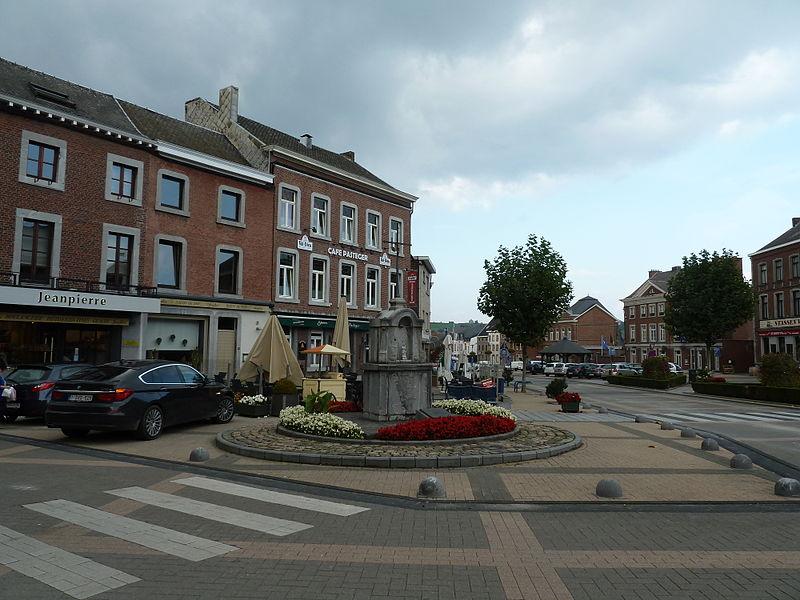 Oratoire St Hubert, Aubel, Belgique