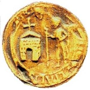 Military order (monastic society) - Image: Aubrac sceau