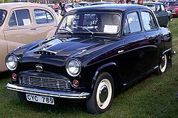 Austin A40 Cambridge (1956)