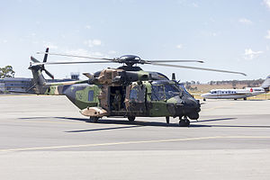 Australian Army Aviation - An Australian Army NHI MRH-90