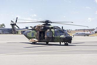Australian Army Aviation - An Australian Army NHI MRH-90