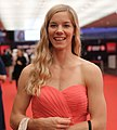 Austrian Sportspeople of the Year 2014 red carpet 22 Beate Schrott.jpg