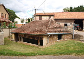 The Lavoir (Public laundry) in Autry