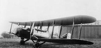 Avro 533 Manchester - Avro 533 Manchester Mk II (redesign)