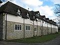 Aylesford Priory, accommodation block - geograph.org.uk - 1741271.jpg