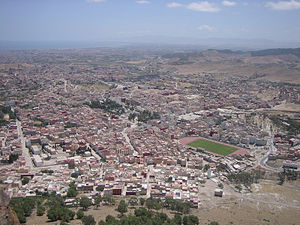 Azghenghan city Nador province Morocco.jpg