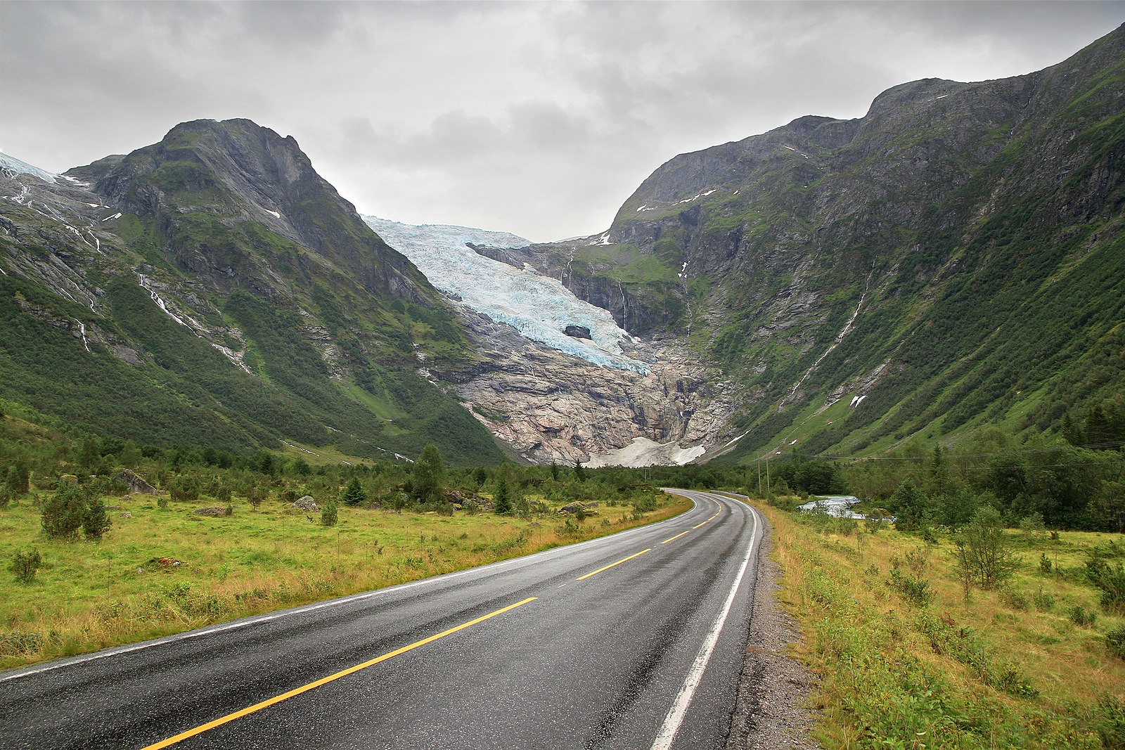 【北歐景點】朝聖歐洲大陸最大的冰河 - 挪威約詩達特冰河國家公園 (Jostedalsbreen National Park) 20