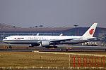 B-2046 - Air China - Boeing 777-39L(ER) - PEK (13778452394).jpg