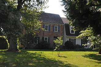 National Register of Historic Places listings in Kent County, Delaware - Image: BAYNARD HALL