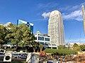 BB&T Tower and Wachovia (Wells Fargo) Center, Winston-Salem, NC (49030989351).jpg