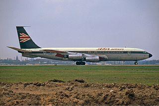 1977 British Airtours Boeing 707 crash