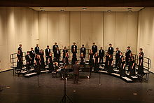Bentonville High School Choir.