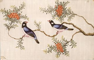 Landscape with Birds (Oriental)