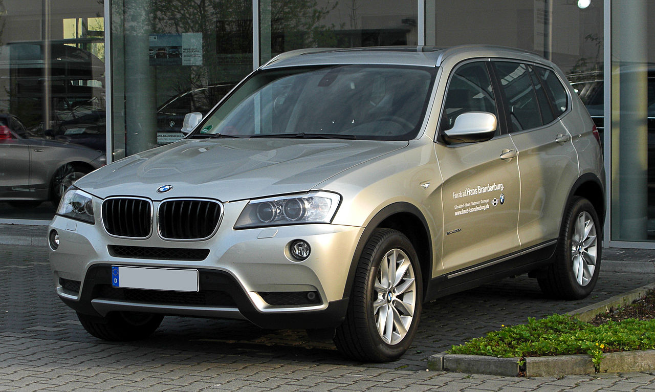 datei bmw x3 xdrive20d f25 frontansicht 8 april 2011. Black Bedroom Furniture Sets. Home Design Ideas