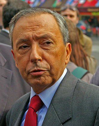 Bruno Mégret - Bruno Mégret on 22 September 2007 in Paris.