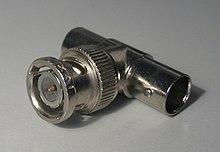 BNC-коннектор (BNC сокр. от Bayonet Neill Concelman) служит для подключения тонкого коаксиального кабеля c волновым...