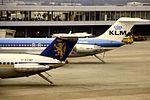 BR BAC 1-11 and KLM DC-9 (15938517250).jpg