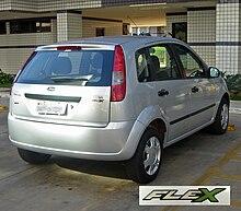 Ford Fiesta Flex (Brazilian version). & List of flexible-fuel vehicles by car manufacturer - Wikipedia markmcfarlin.com