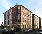 Wilmerdingstrasse residential building