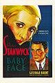 Baby Face (1933 film poster).jpg