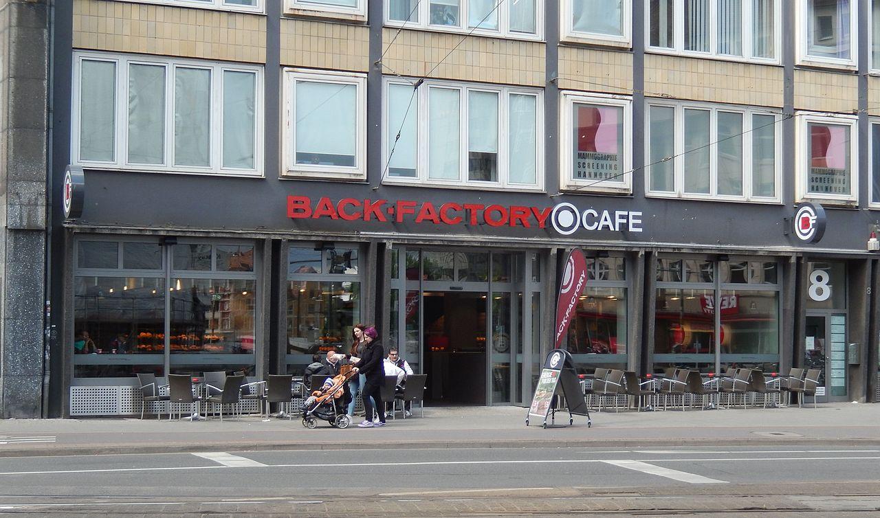 Cafe K Hannover Linden