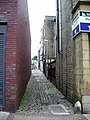 Back street off St James' Street - geograph.org.uk - 819668.jpg