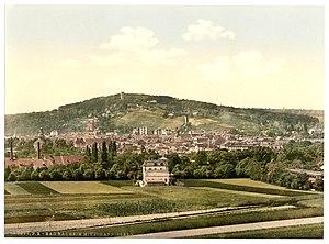 Johannisberg (Bad Nauheim) – Wikipedia