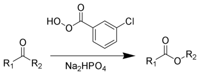 The Baeyer-Villiger oxidation
