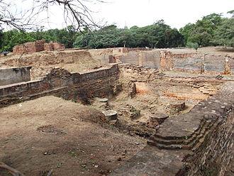 Pagan Kingdom - Ruins of the old Pagan Palace