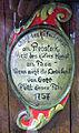 Bahlingen am Kaiserstuhl, Inschrift des Hoselipsfass.jpg