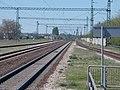Bahnhof, Ausgangspunkt, 2021 Kápolnásnyék.jpg