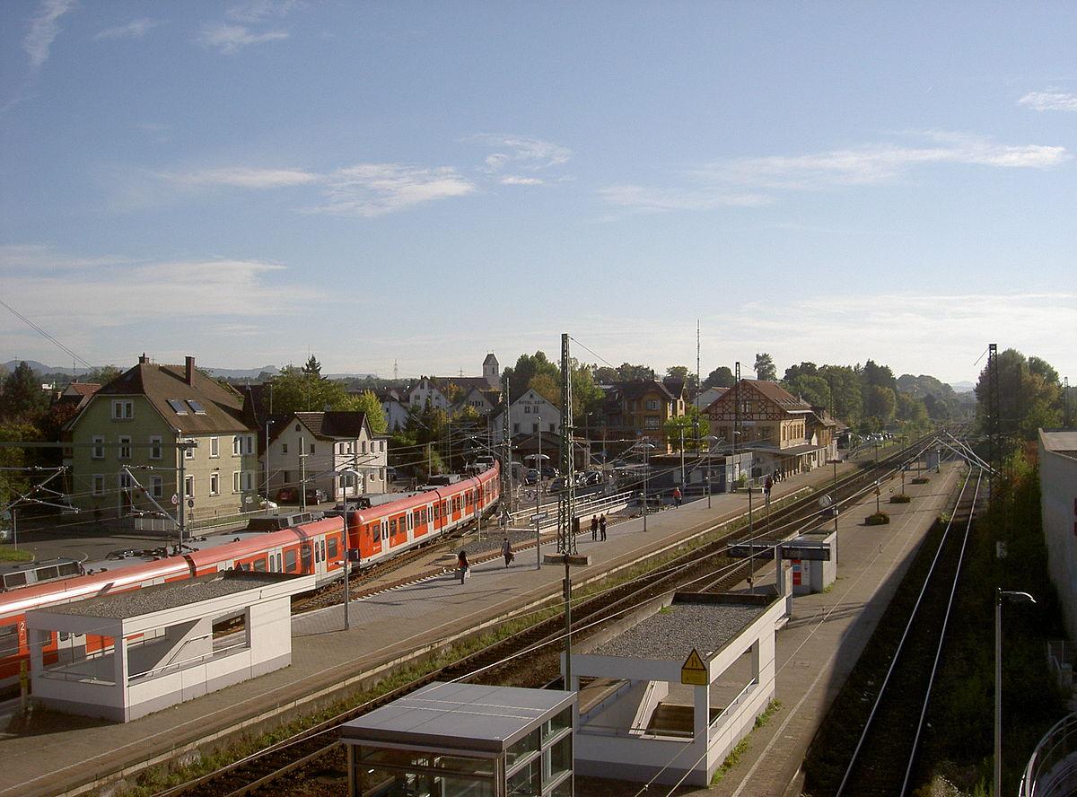 Wendlingen Neckar station