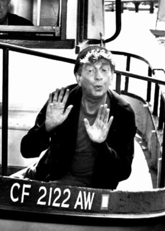 Sterling Holloway - Holloway in 1964