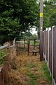 Bakers Lane Stile - geograph.org.uk - 215653.jpg