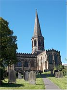 Bakewell Parish Church