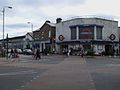Balham station eastern entrance.JPG