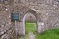 Ballindoon Priory Doorway to the Nave 2010 09 23.jpg