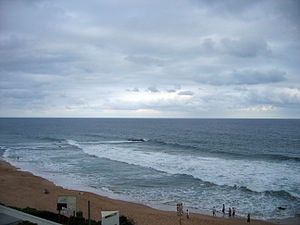 Ballito - Image: Ballito South Africa beach view