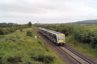 Ballyclare Junction railway station