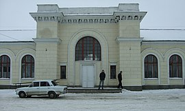 Balta station, Ukraine (3676116515).jpg
