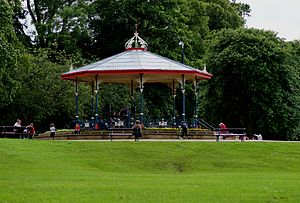 Ropner Park, Stockton-on-Tees