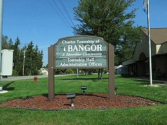Bangor Township, Bay County, Michigan - Image: Bangor Township, Bay City, Michigan