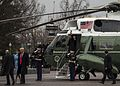 Barack Obama departs Washington after Inauguration 01-20-17.jpg