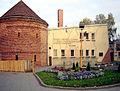 Barbakan biblioteka choszczno.JPG