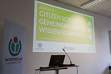 Barcamp Citizen Science