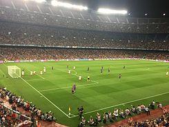 los partido del barcelona
