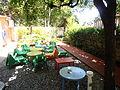 Barcelona Hostel Garden House.JPG