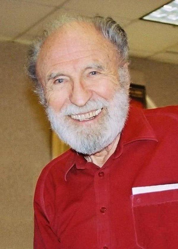 Photo Barry Morse via Wikidata