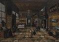 Bartholomeus van Bassen - Party Scene - KMSsp353 - Statens Museum for Kunst.jpg